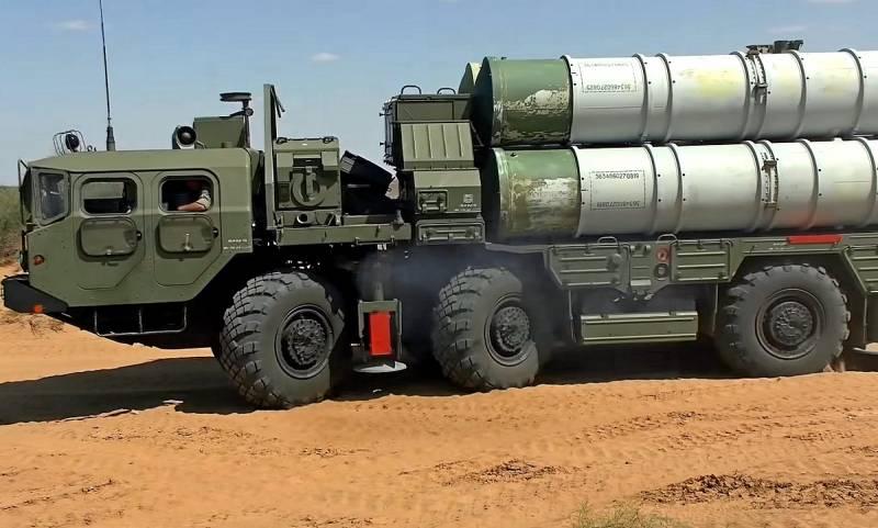 СМИ: НАТО активно исследует российские С-400 в Сирии Новости