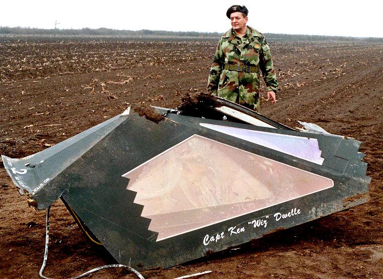 «Простите, мы не знали, что он невидимый»: как сербы сбили F-117 новости,события, политика