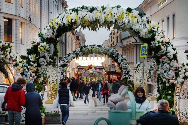«Московская весна a cappella» пройдет в столице с 27 апреля по 9 мая
