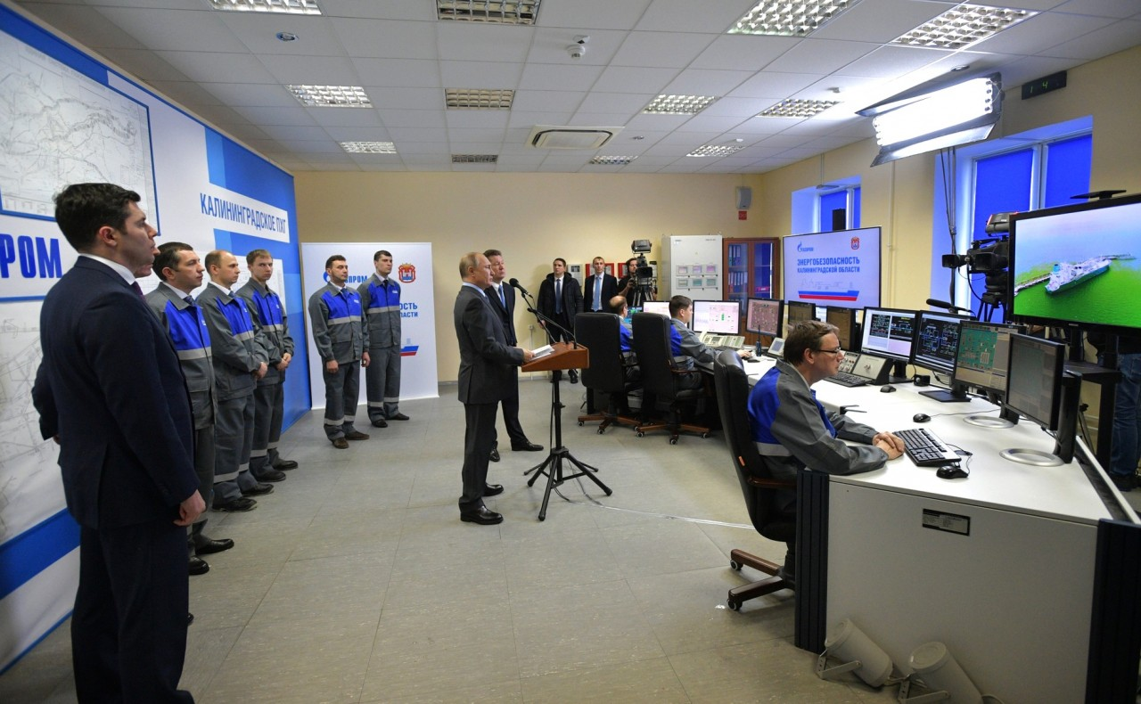 Путин передаёт привет Грибаускайте: Литва больше не получит ни цента