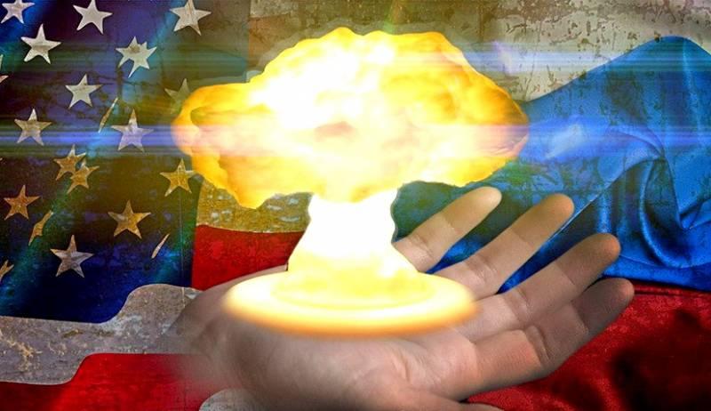 США готовят Европу к атомной войне