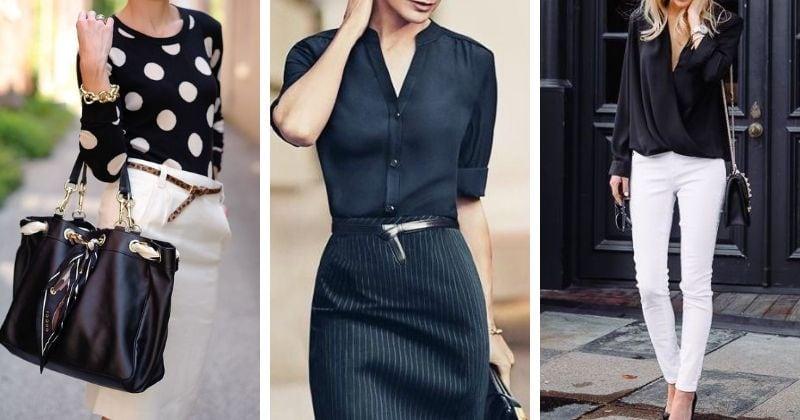 Классические и стильные образы, не выходящие из моды