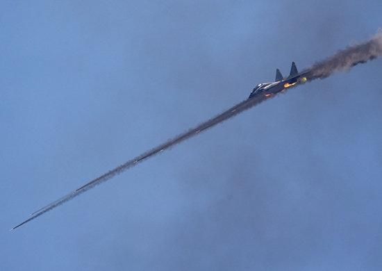 «Месть по-русски»: ВКС РФ разбомбили террористов, подготовивших химическую атаку в Сирии