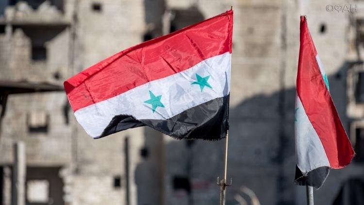 Сирия: Террористы подорвали автобус с людьми в Хомсе