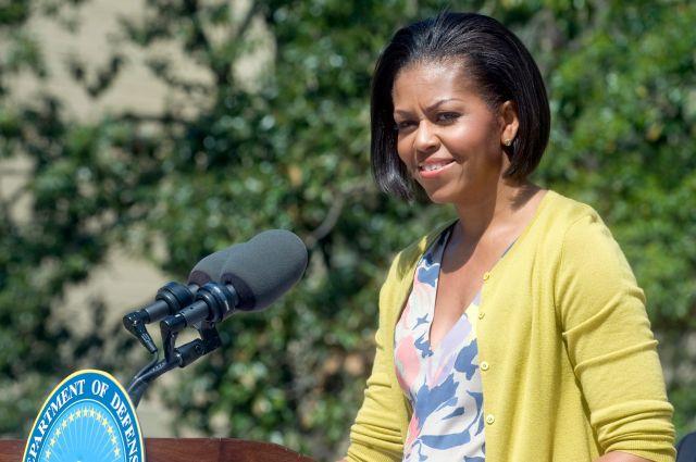 Бывший тренер сборной России хотел бы видеть Мишель Обаму президентом США