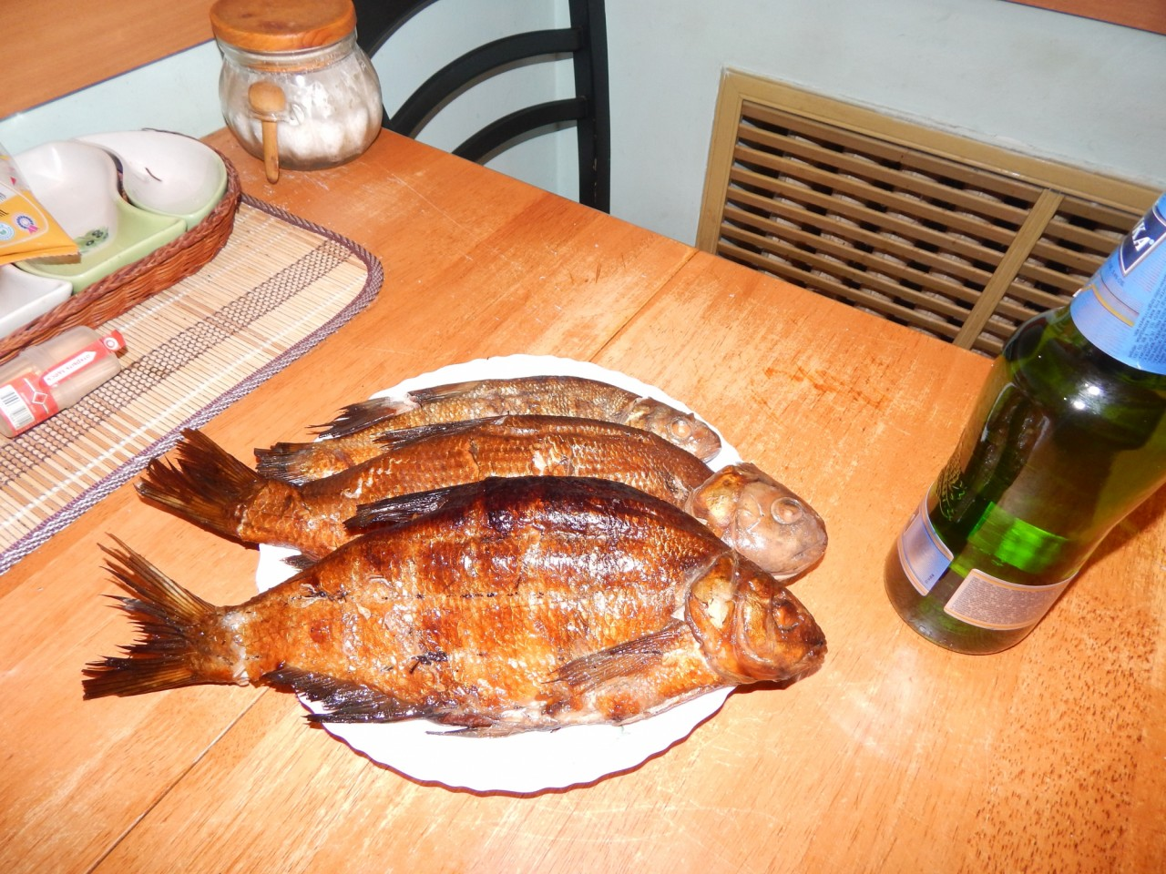 Мой рецепт копченой рыбы копчение, отдых, рыба