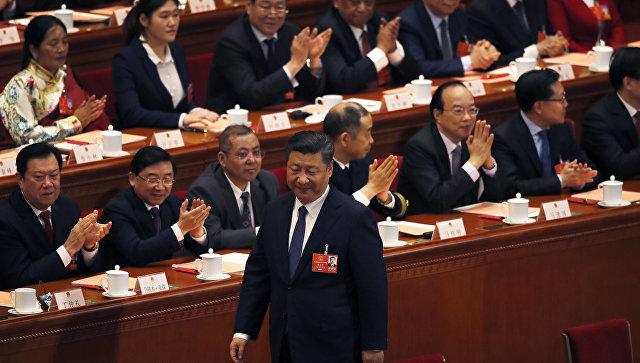Китайские депутаты разрешили…