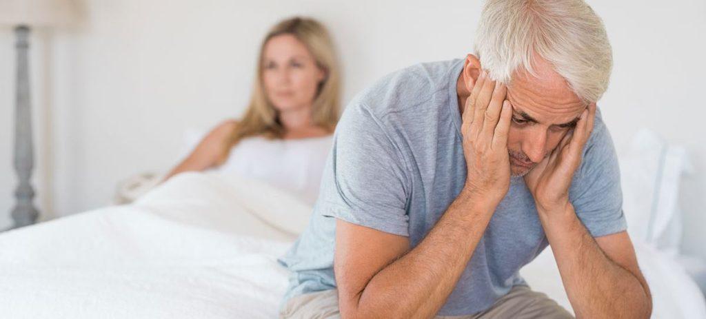 Муж старше – интима меньше?