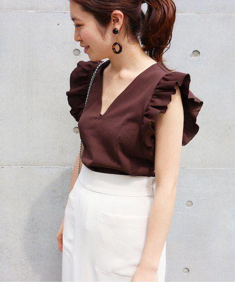 Элегантные блузы с красивыми рукавами 4
