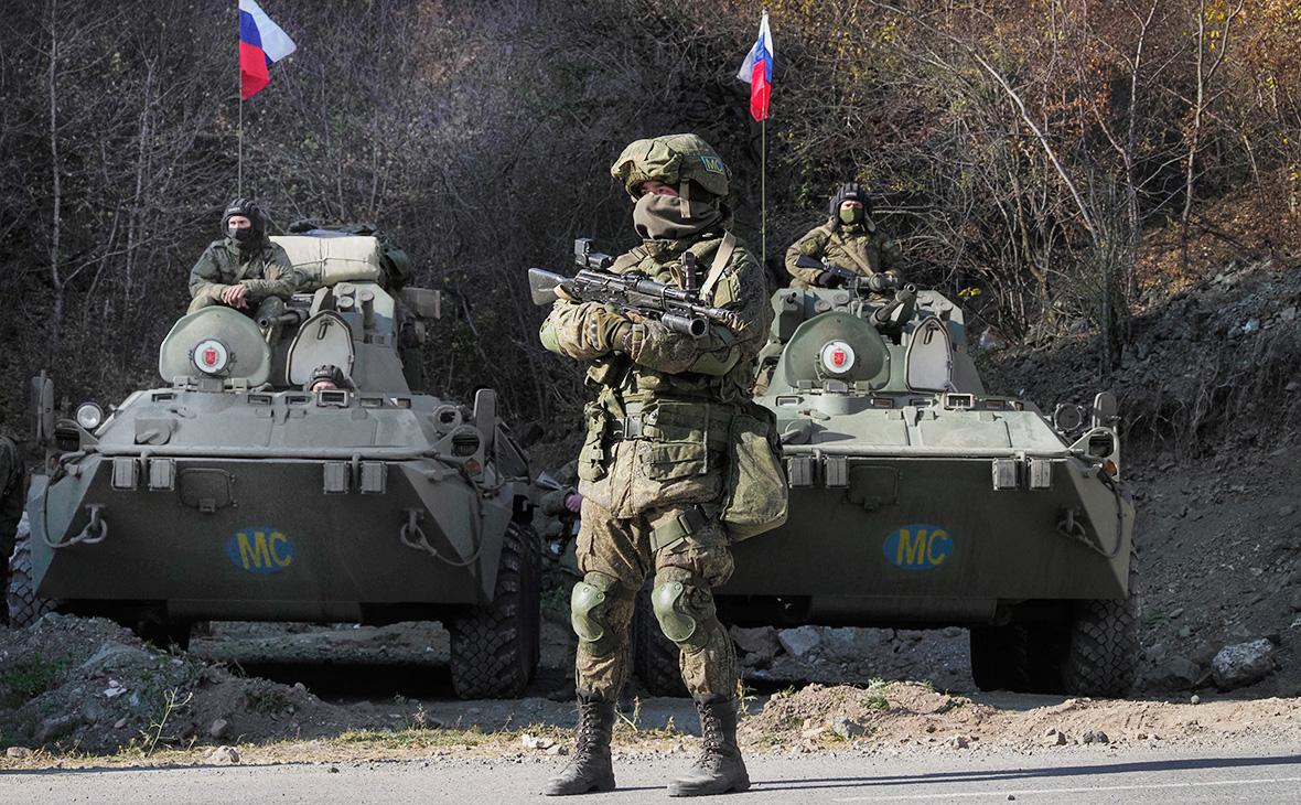 Ереван призвал российских миротворцев ответить на наступление Азербайджана
