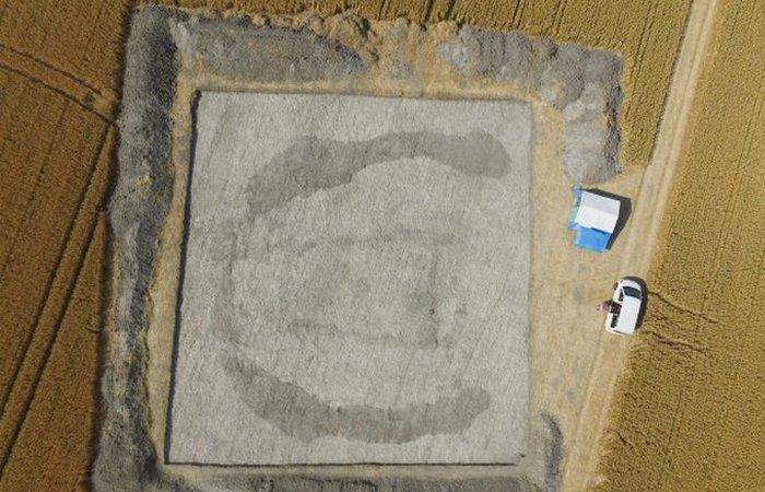Дом мёртвых и другие сенсационные археологические находки, сделанные благодаря дронам