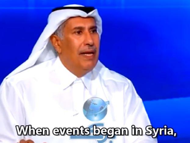 Катар обиделся и попер нарожон