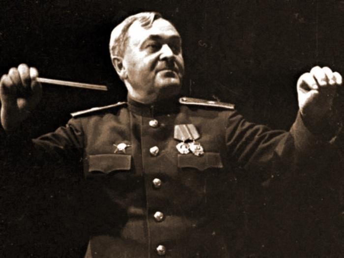 Александр Александров - последний регент Храма Христа Спасителя и руководитель главного военного оркестра СССР