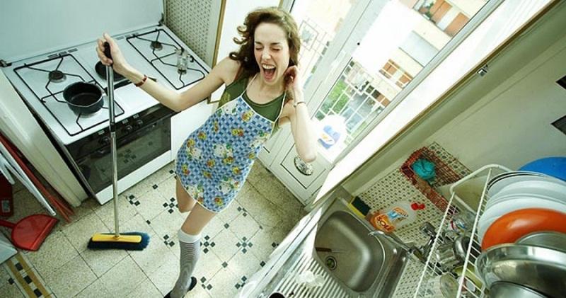 10 признаков плохой хозяйки, которые выдают ее с головой быт,домоводство,полезные советы