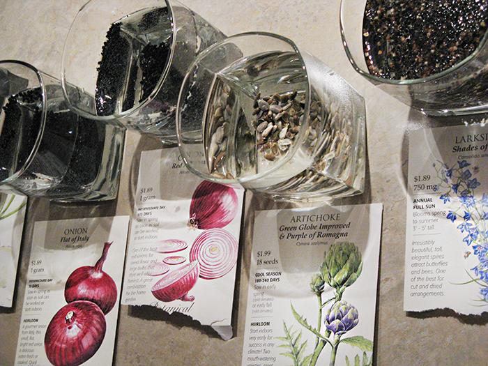 Как замачивать семена