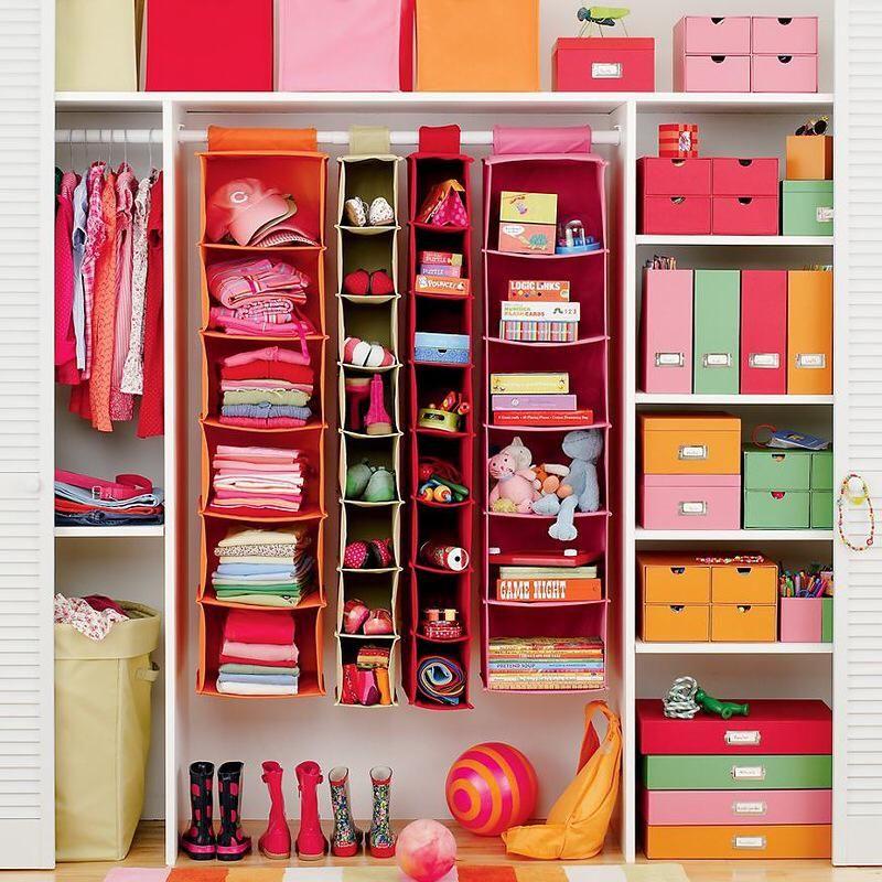 Больше никакого бардака дома: делаем системы хранения из подручных материалов идеи для дома,полезные советы,уборка