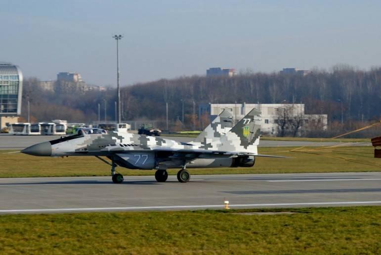 Проект МиГ-29МУ2: украинский…