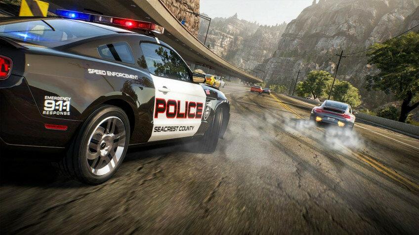 Подробности и сравнение графики Need for Speed: Hot Pursuit Remastered