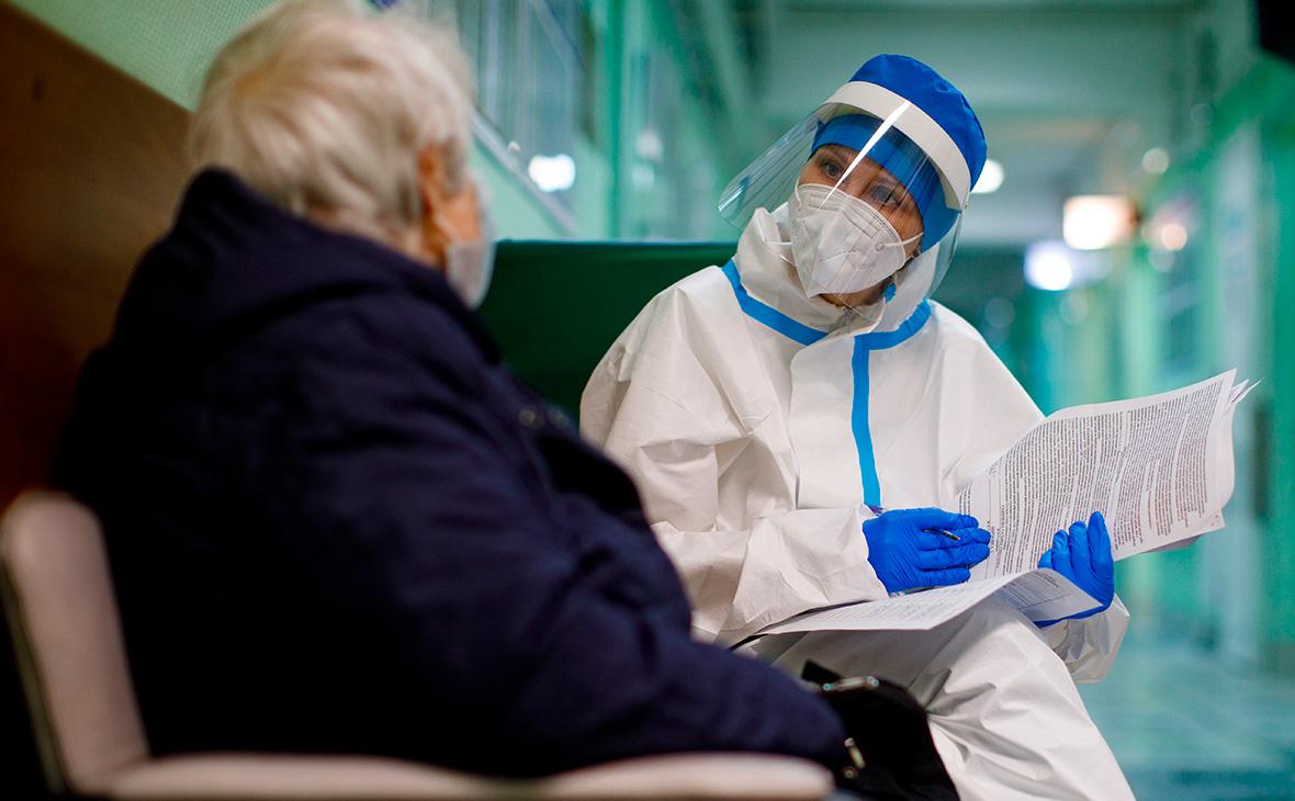 Инфекционист Минздрава назвал период заразности больного COVID-19