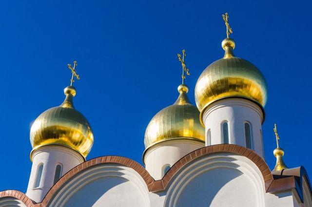 На Украине произошла драка священников и прихожан неканонических структур