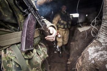 В Киеве назвали число «российских военных» в Донбассе