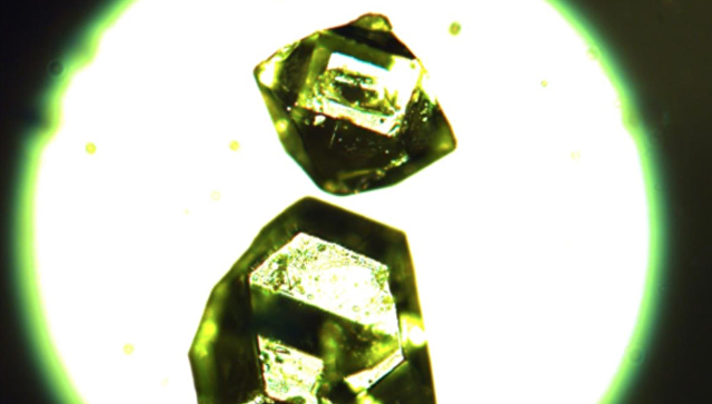 В Якутии обнаружили уникальные минералы