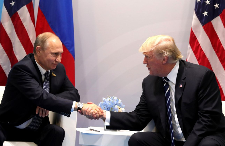 «Контакт Путина и Трампа не …