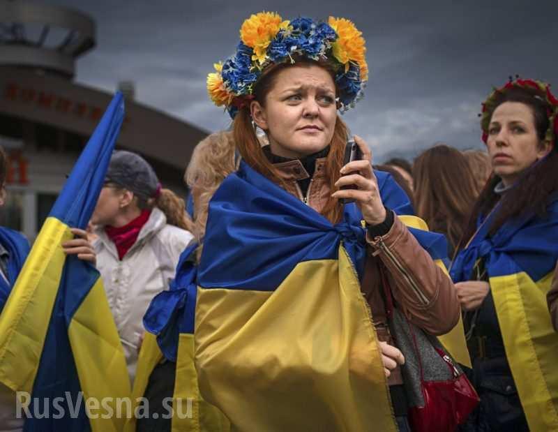 Украина: страна исчезающего населения