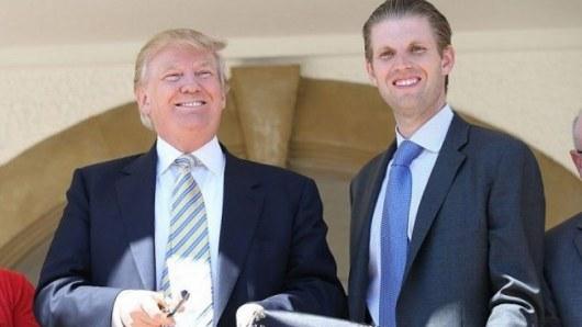 Сын Трампа рвется к власти