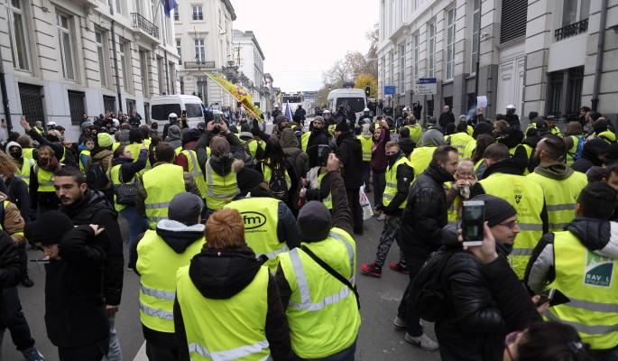 Апологет Майдана Рыклин обвинил Россию в организации французских протестов