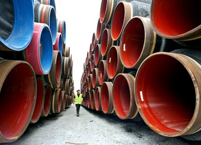 Газпром ликвидирует 500 км т…