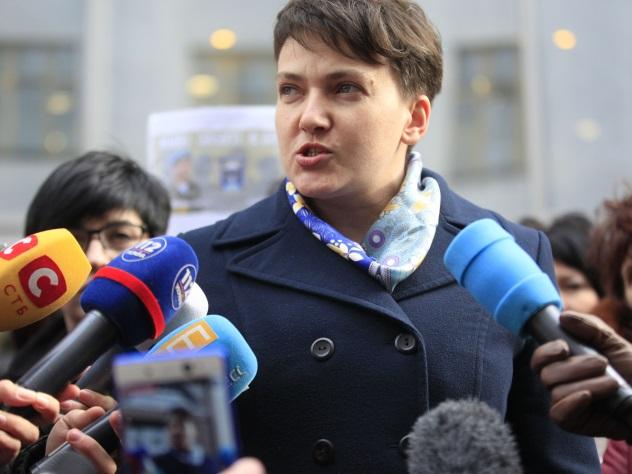 Савченко: Не добили чужие, не добьют и свои