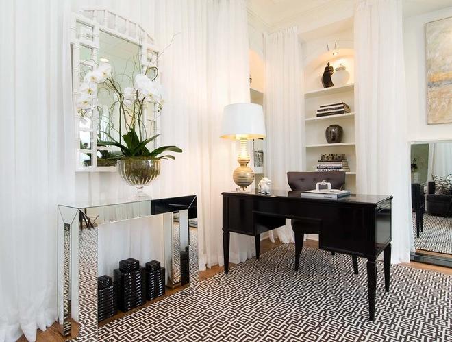 Современный Кабинет by Tiffany Eastman Interiors, LLC