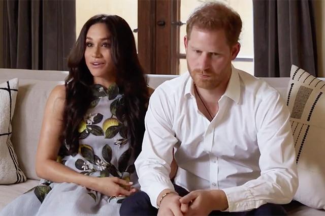 Меган Маркл и принц Гарри впервые выступили публично после новостей о скором пополнении в семье