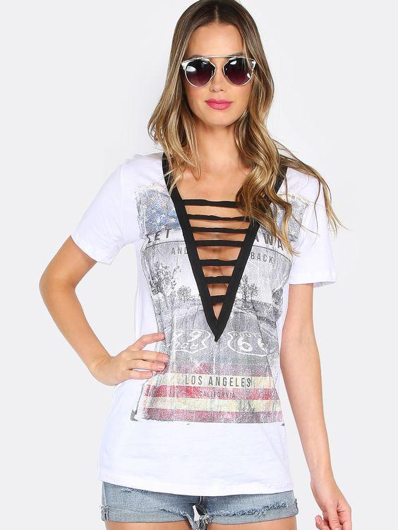 Дерзкие футболки (20 идей)