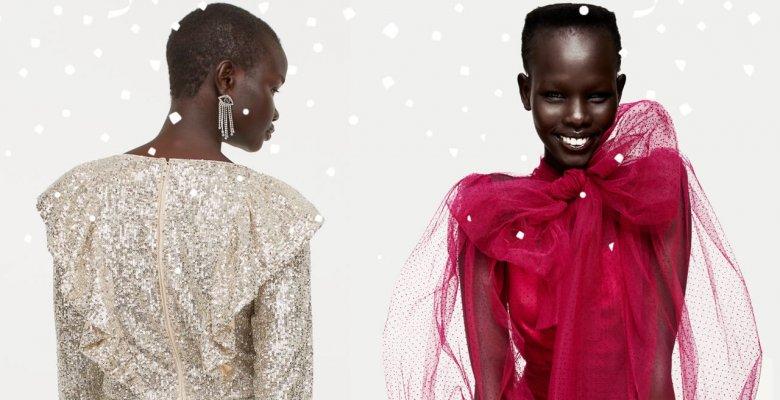 7 лучших платьев для новогод…