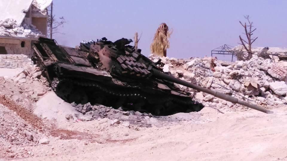 ВКС и САА устроили бойню: Уничтожены главари банд, множество боевиков, захвачена бронетехника (ВИДЕО, ФОТО 18+)