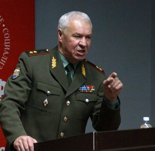 Генерал-лейтенант Виктор Иванович Соболев про истинное состояние вооруженных сил России новости,события