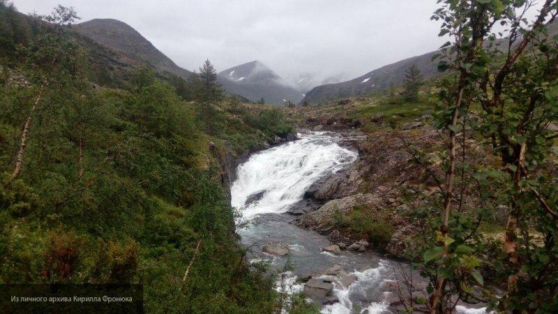 Ученые назвали горные реки крупным источником выбросов углекислого газа