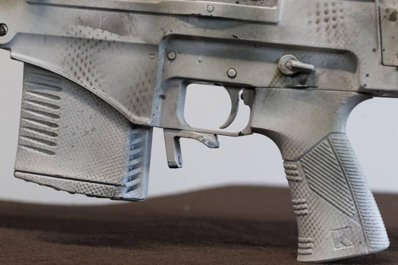 Технические особенности и преимущества винтовок СВЧ оружие
