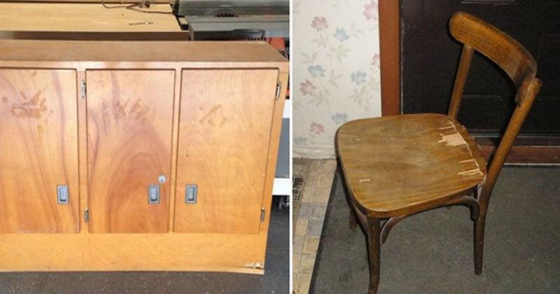 Старая мебель — поле для творчества: свежие идеи по обновлению