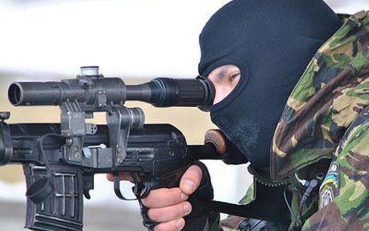 Украинские силовики сообщили о ликвидации снайперов ДНР (ФОТО)