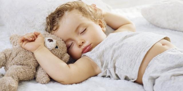 Как быстро и легко уложить спать ребенка