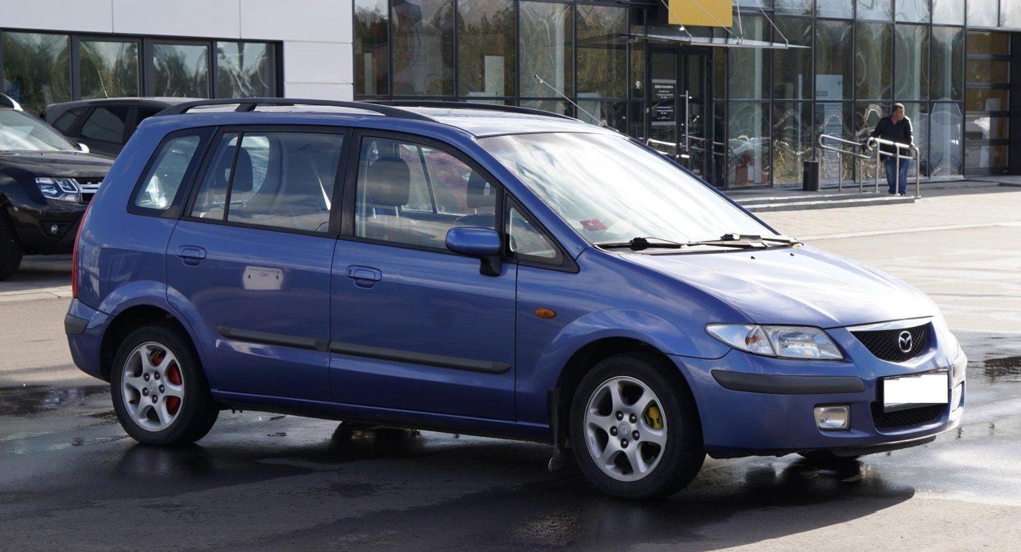 Mazda Premacy — семейный, но очень проблематичный автомобиль со вторичного рынка Автомобили