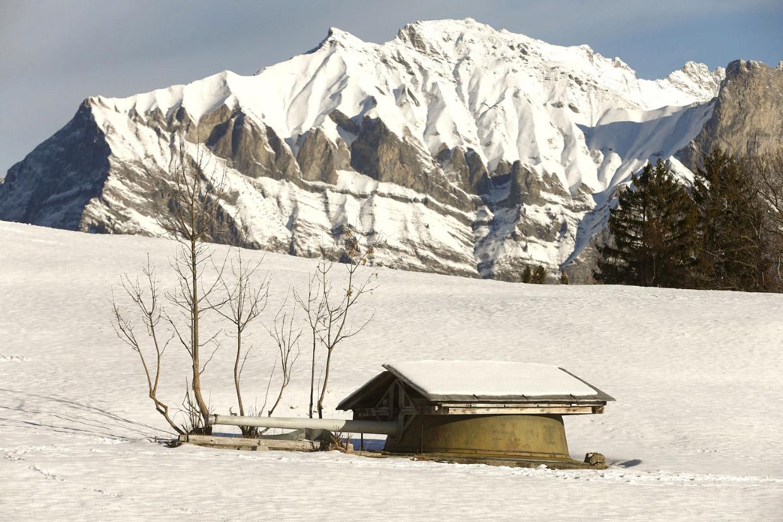Секретные бункеры Швейцарии