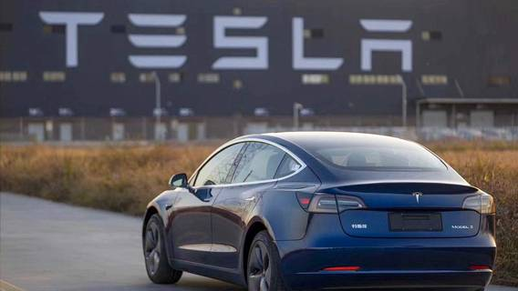 Продажи автомобилей Tesla, сделанных в Китае, подскочили на 29% ИноСМИ