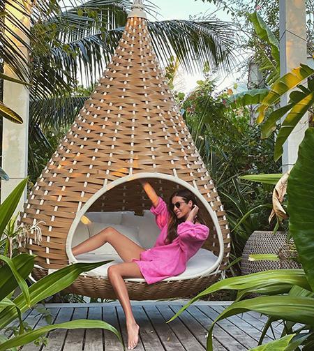 Звездный Instagram: пляж, семья и фото в стиле ню Хроника
