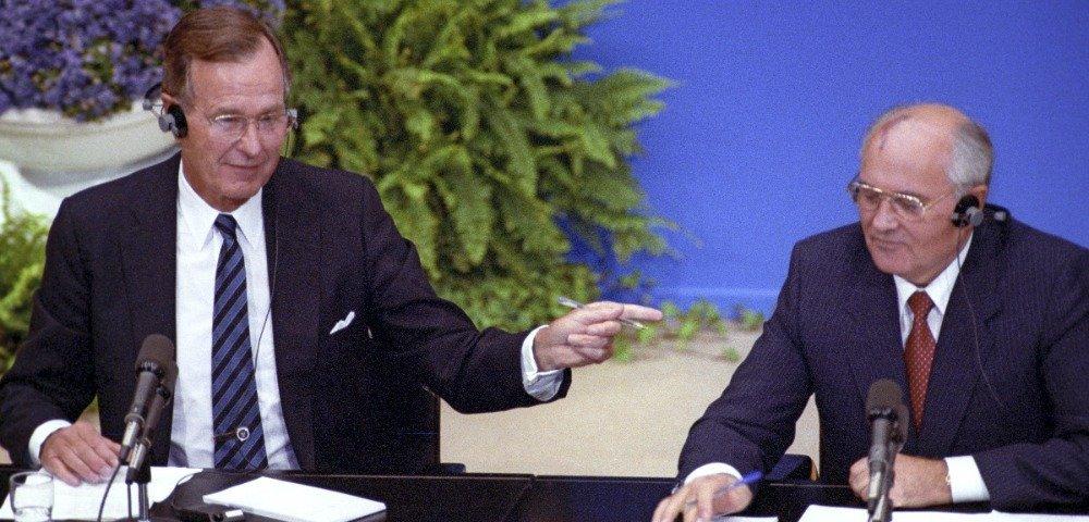 «На восток ни на пядь»: обещания Запада о нерасширении НАТО подтверждены документами