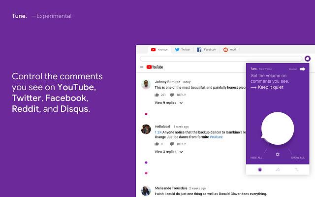 Расширение для Chrome позволит вам скрыть токсичные комментарии в сети