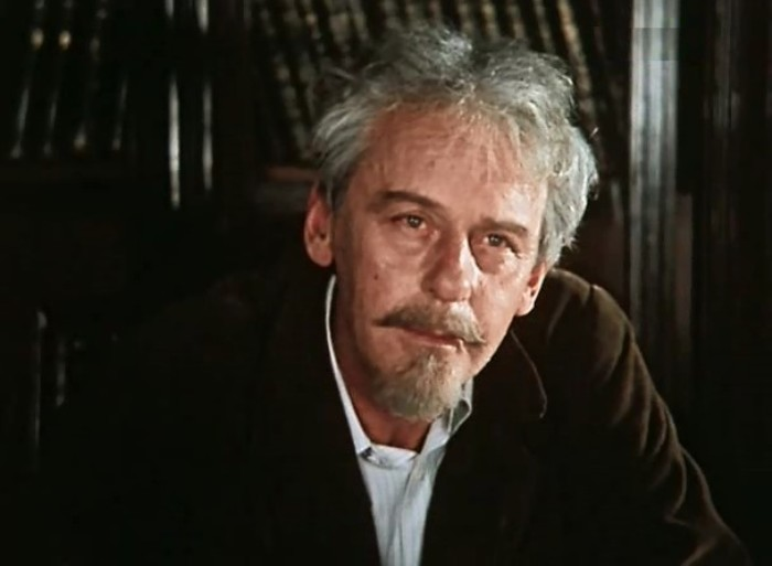 Всеволод Сафонов в фильме *Открытая книга*, 1977 | Фото: kino-teatr.ru